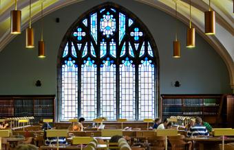[library window]
