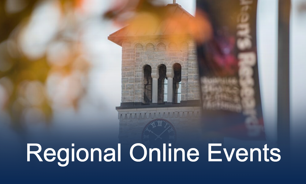 photo of Grant Hall linking to Regional Online Events