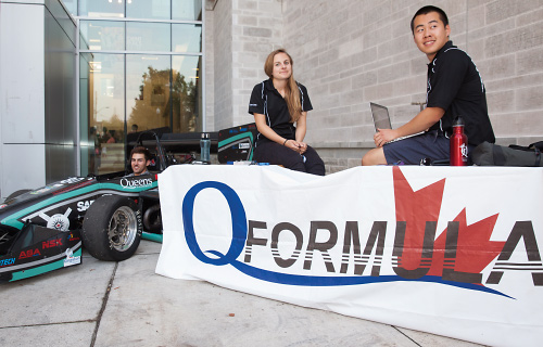 [Formula SAE design team]