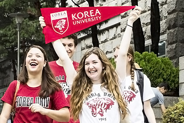 [students in Korea]