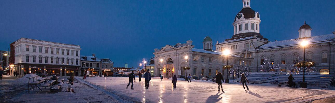 Living in Kingston  Undergraduate Admission, Queen's University, Canada