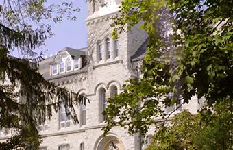 [campus building]