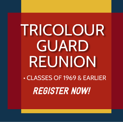 Tricolour Guard Homecoming Registration