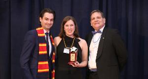 Rising Star Volunteer Award