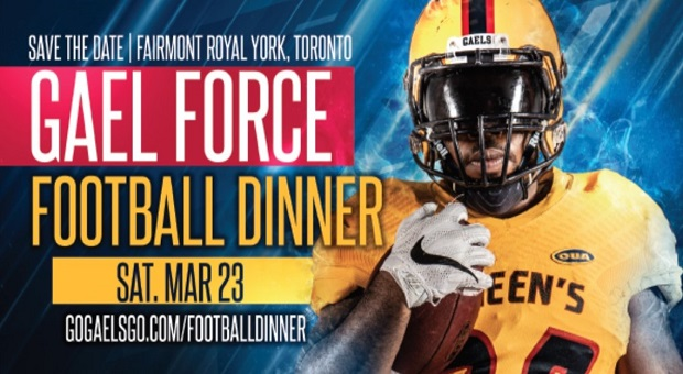 Gael Force Dinner Graphic