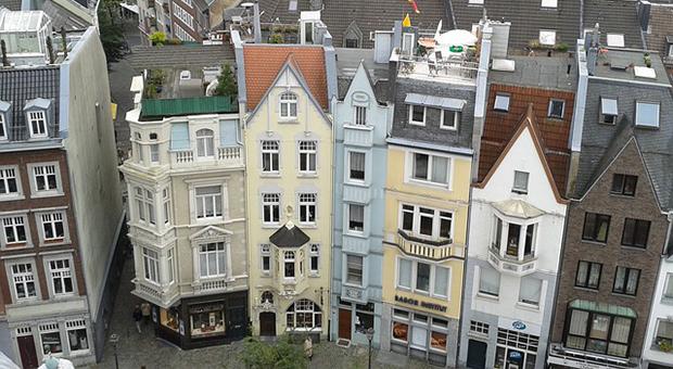 Buildings in Aachen