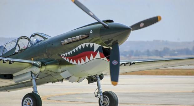 Warplane - shark nose