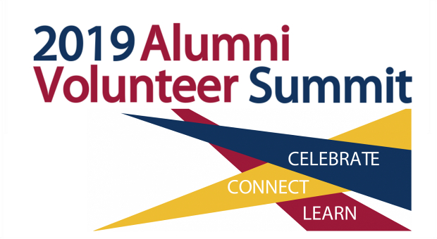 [Alumni Volunteer Summit Logo]