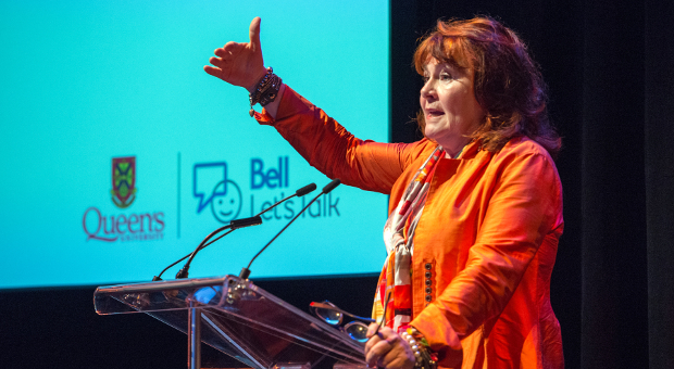 Bell Let's Talk Lecture featuring Mary Walsh