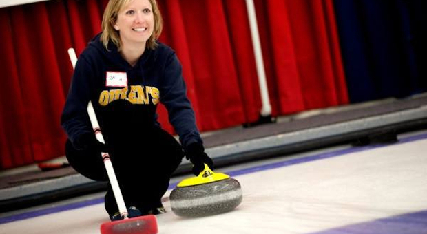 Queen's alumni curling