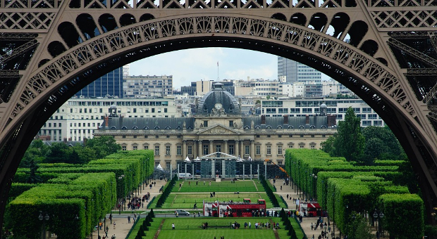 champs de mars, paris
