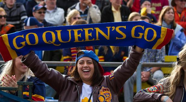 Go Queen's Go