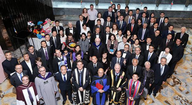 Hong Kong Branch group photo