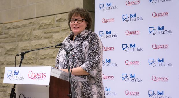 Dr. Heather Stuart, Bell Canada Mental Health and Anti-Stigma Research Chair & Queen's Professor