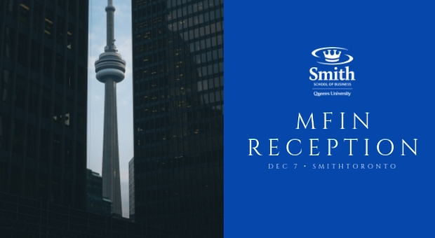 MFin Reception