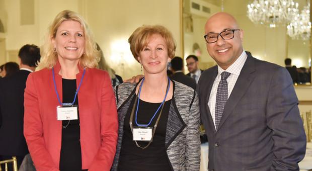New York City Alumni with Ali Velshi