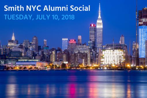 Smith NYC Alumni Social Tuesday July 10 2018