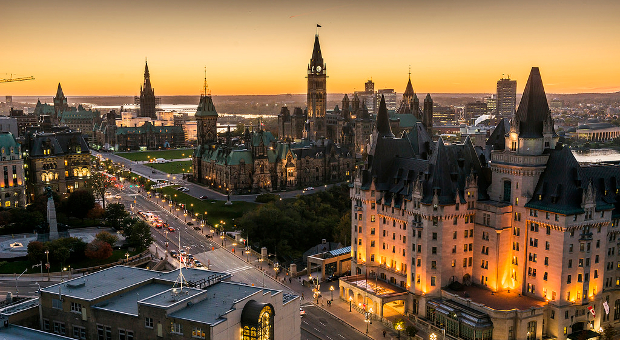 City of Ottawa Skyline