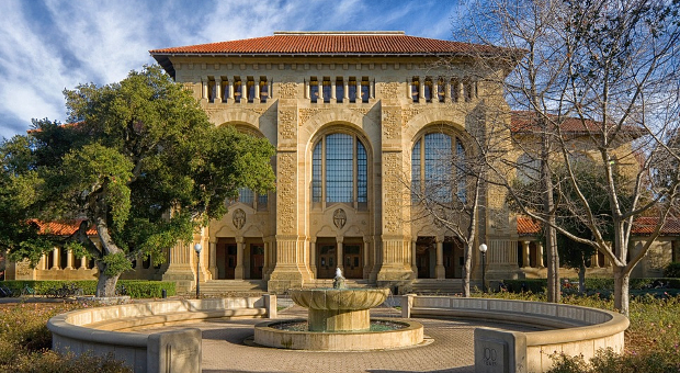Stanford Building Palo Alto