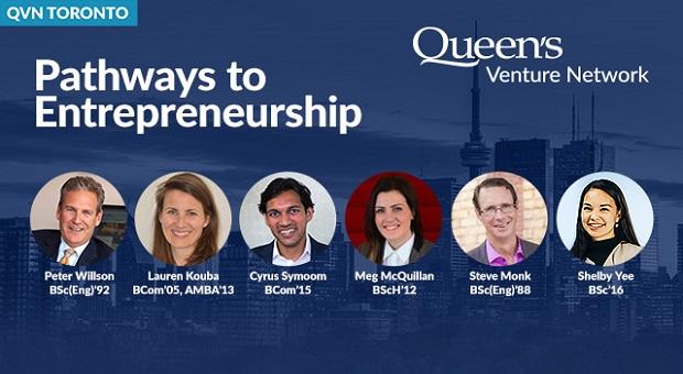 QVN Toronto - Pathways to Entrepreneurship