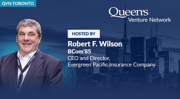 QVN Toronto - Hosted by Robert F. Wilson