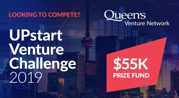 Queen's Venture Network - UPstart Venture Challenge