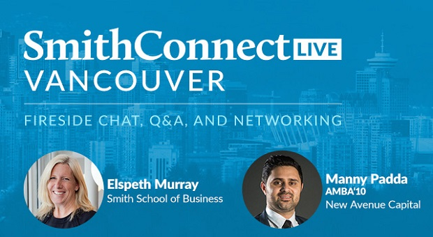 SmithConnect Live Vancouver - Surviving and Thriving