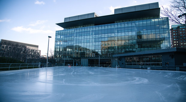 Kendall Square Ice Rink