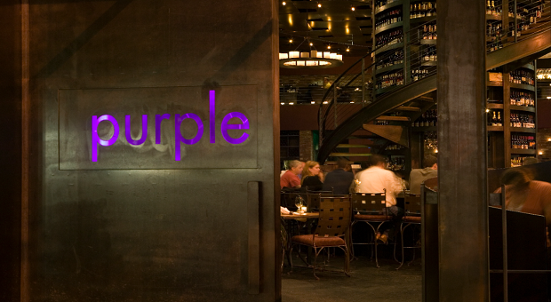 Purple Cafe & Wine Bar