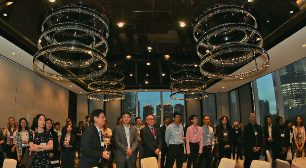 Shanghai Reception