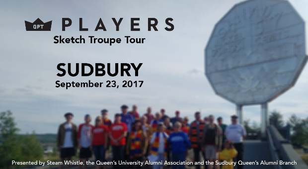 sudbury players in front of nickel