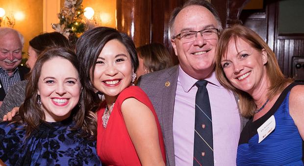 Queen's Alumni Group Photo