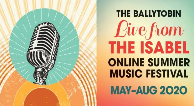 The Ballytobin Online Summer Music Festival Logo
