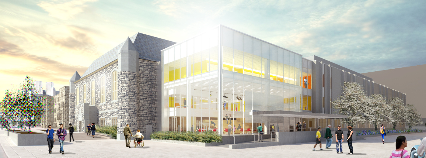 New Queen's Innovation Centre