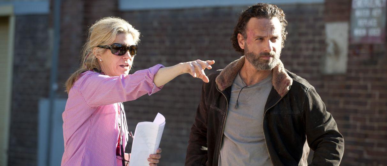 Michelle maclaren directing the walking dead