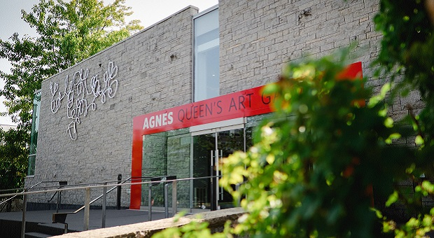 [Agnes Etherington Art Centre Building]