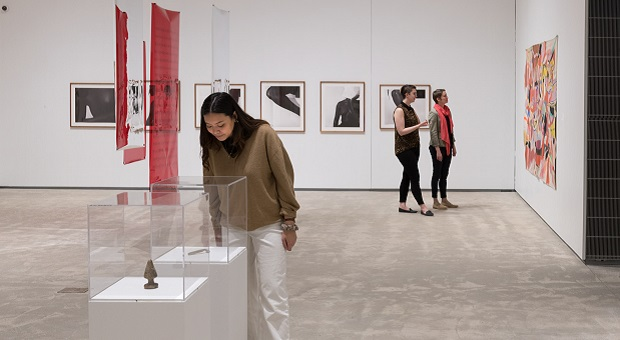 [Installation view from Let's Talk About Sex, bb]