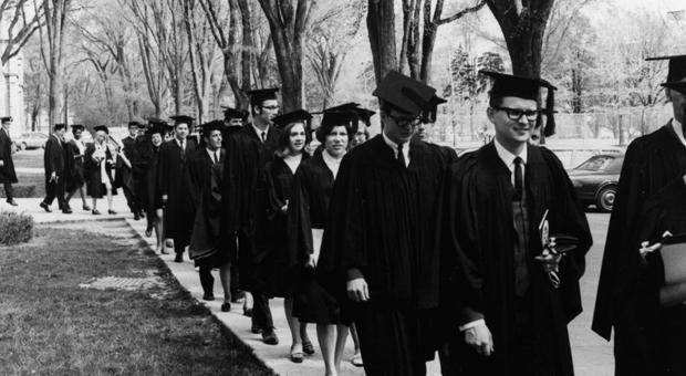 first education graduating class