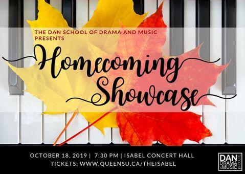 [Dan Homecoming Showcase Keyboard Banner]