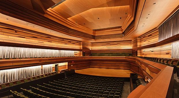 [Isabel Bader Concert Hall]