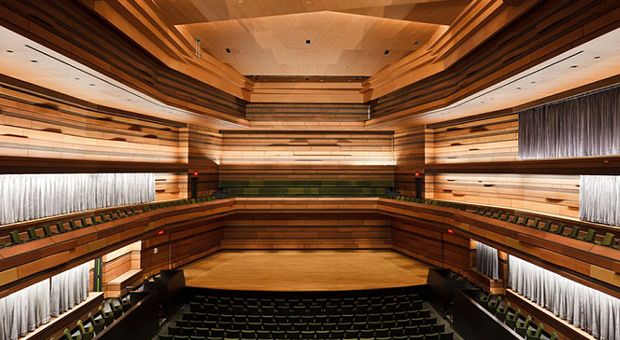 [Performance Hall, Isabel Bader Centre for the Performing Arts]