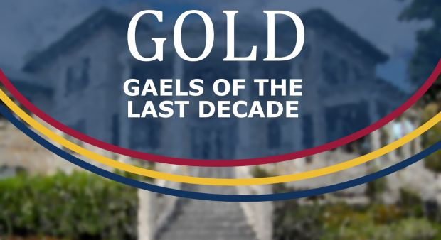 Logo for Gaels of the last decade