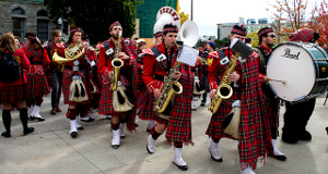 Queen's Pipeband