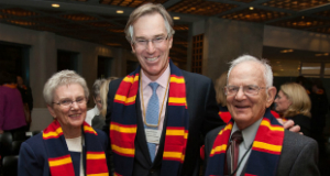 Alumni donors