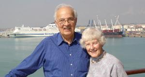 George and Maureen Ewan