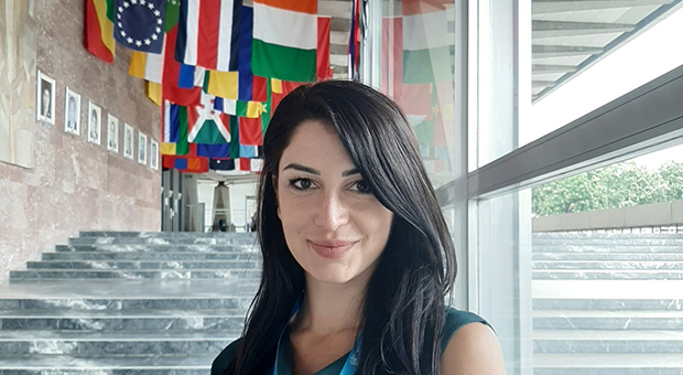 Alice Simniceanu, MPH'15