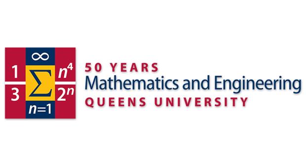 Apple Math 50th Logo