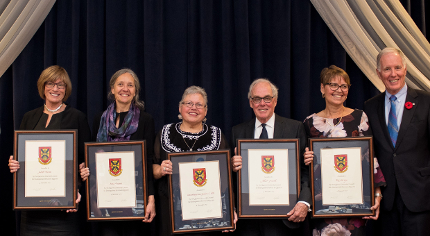 2017 Distinguished Service Award Winners