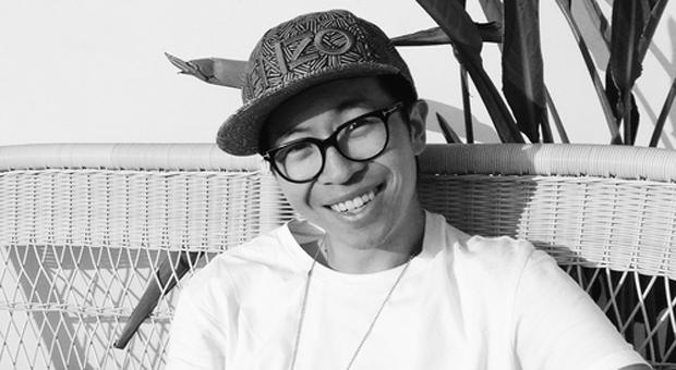 portrait of alumnus justin wu