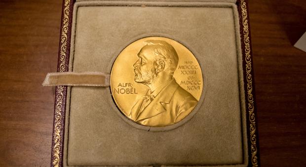 Nobel Prize medal